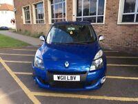Six months warranty Renault cynic 2011 1.6 petrol mileage 40,000