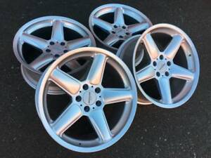"VERY RARE - Genuine 19"" Ronal BMW AC SCHNITZER TYPE 2 rims like"