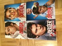 Season 1-4 of Dexter take all for $20