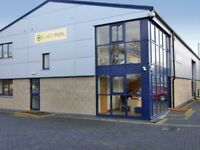To Let Warehouse workshop industrial units new modern premises £134 per week.
