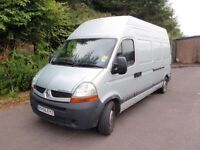 Man With A Large Van Available for Removals / Deliveries / Collections