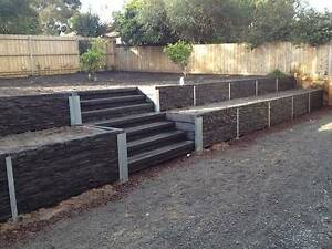 HYBUILT Concrete Sleepers & Retaining Wall Steel Posts - H & C Stapylton Gold Coast North Preview