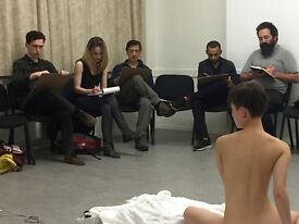 Friendly Life Drawing Group