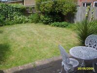 Including Bills 1 Bedroom Garden Flat Northolt UB5 (near Ealing W5)