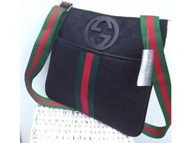 **GUCI/LOUIS VUITTON**Messenger Side Pouch BAGS** £25 2 for £45 x