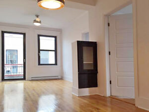 Renovated 4 1/2 (Apt. 33) - Near MUHC Glen Site - For July 1st