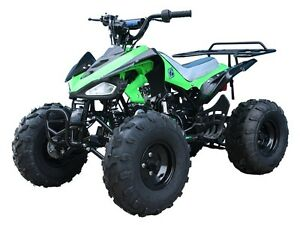 ATVS 125 WITH REVERSE 799.99 1-800-709-6249  full auto