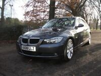 2008 (08) BMW 3 Series 318d Edition ES 4dr 1 OWNER FULL SERVICE HISTORY 6 SPEED GEARBOX LEATHER