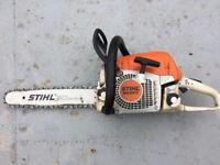 Stihl chainsaw ms251c 16inch bar