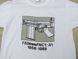 T-shirt with the FN C1
