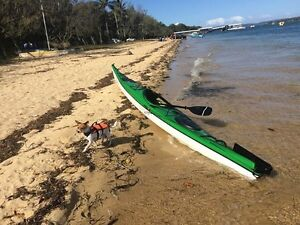 Kevlar Sea Kayak Murarrie Brisbane South East Preview
