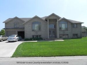 COME SEE THIS CUSTOM FULLY FINISHED    AT    42 SANDY LAKE