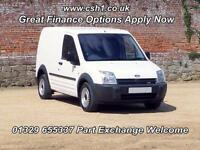 2006 FORD TRANSIT CONNECT Low Roof Van L TDdi 75ps