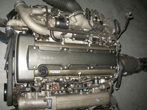 93 97 TOYOTA SUPRA ARISTO LEXUS 2JZGTE ENGINE JDM 2JZ ECU WIRING