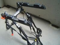 Rear Bicycle Carriers for Hatchbacks and Trunks  ---------------