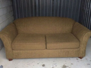 Pull-out Sleeper Love Seat