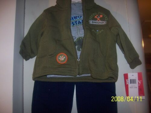 3P LITTLE DINOSAUR FINDER OUTFIT 4 THE LITTLE ADVENTURE new