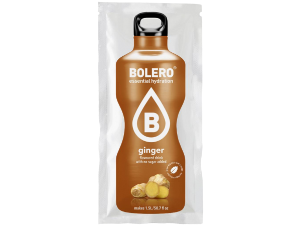 12 Bustine Bolero Drinks Bibite Bustina 9 GR IDRATAZIONE Gusti Polvere Bibita