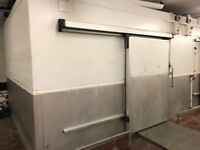 Large Commercial Walk In Refrigerator (5 M x 4 M x 2.9 M)
