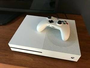 Xbox One S  in mint condition.