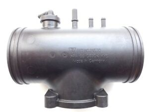 PORSCHE 911 TURBO 07-09 OEM INTAKE DISTRIBUTOR TUBE 99711021570
