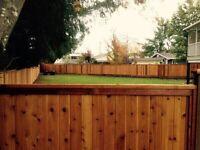 Fence installation !!!
