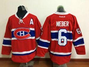 Montreal jerseys