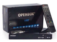 Openbox V8s with 12 Months