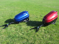 Motorcycle Trailer, by Third Wheel Trailers