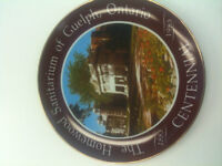 Collectors Plate Guelph