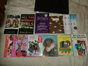 Book Sale! Kid's books, young adult and adult novels, novelty!