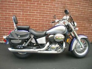 2002 Honda Shadow Ace 750 Deluxe