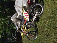 Rmz250 2004