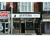FREEHOLD SHOP RETAIL OFFICE FOR SALE BLACKPOOL - MAKING £295 PER MONTH FROM TENANT !