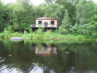 STONEY LAKE COTTAGE WITH HOT TUB AVAILABLE
