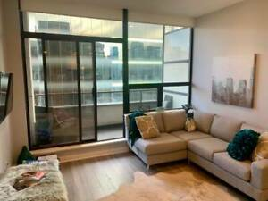 Newly Renovated Sub-Penthouse Apartment for Rent - Furnished