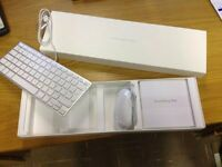 ** Brand New In Box & Sealed– Genuine Apple USB Keyboard and Mouse Combo **