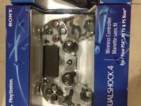 Sony controller sealed never used
