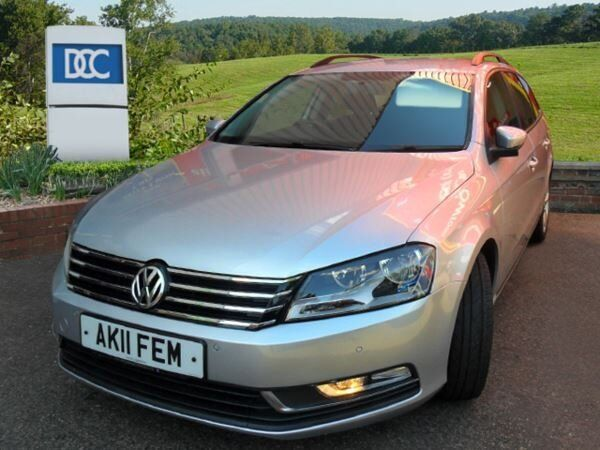 A Fantastic value VW estate with full service history and low road tax.