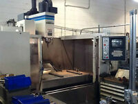 Fadal 6030 HT CNC VMC Machining Center