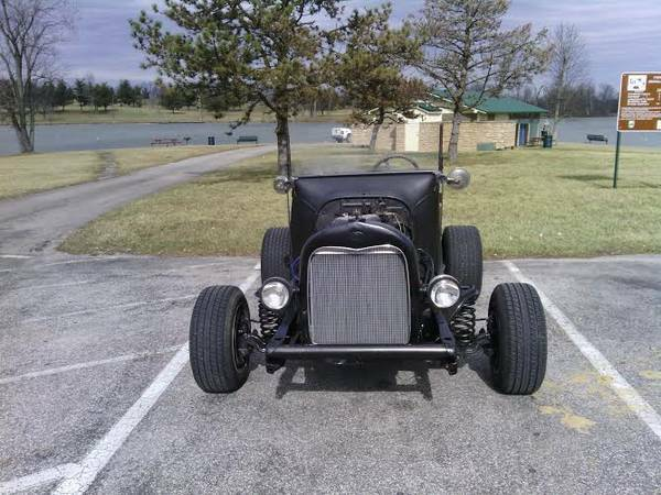 1923 Ford Model T  1923 Ford T Bucket