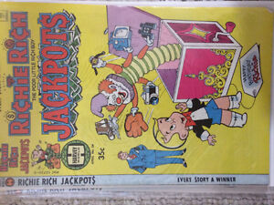 1300 issues of Richie Rich Comics $2-4 per Strathcona County Edmonton Area image 7