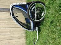 Remorque vélo à vendre