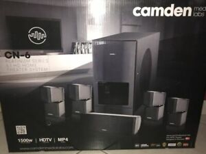 5.1 HOME THEATRE SYSTEM LIKE NEW