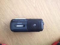 Retro Sony radio cassette