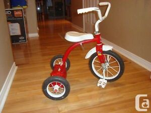 Wanted: Precision Tricycle