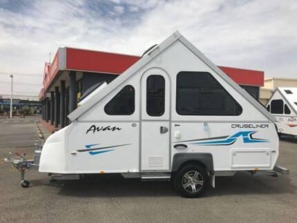 Avan Cruiseliner 1D Camper Windsor Gardens Port Adelaide Area Preview