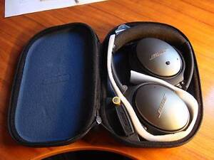 Bose QC 25 - Acoustic Noise cancelling headphones-apple devices Newtown Inner Sydney Preview