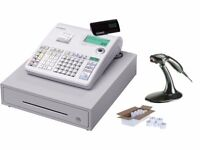 *** CASIO SE-S300 (SCANNING) Brand New Cash Register, Till ***