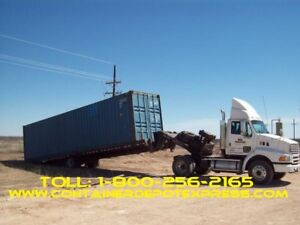 Used Steel Storage Containers / Steel Shipping Contaieners